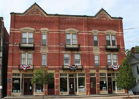 THE GLADSTONE. 134 Main Street, Richfield Springs, NY